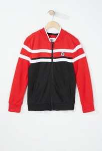 boys fashion block active jacket