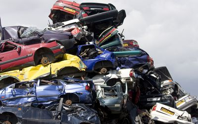 Scrap Metal Prices Cars >> The Relationship Between Oil Prices And Scrap Metal