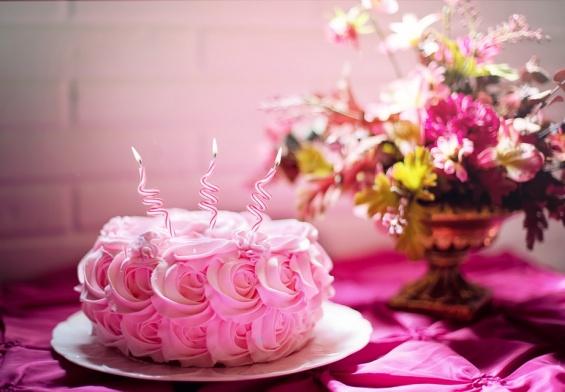 spring birthday party