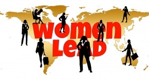 women leading in business