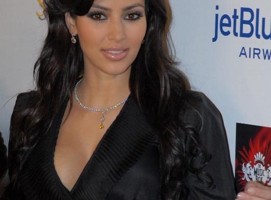 kim kardashian awards ceremony