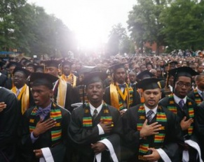 morehouse college graduation