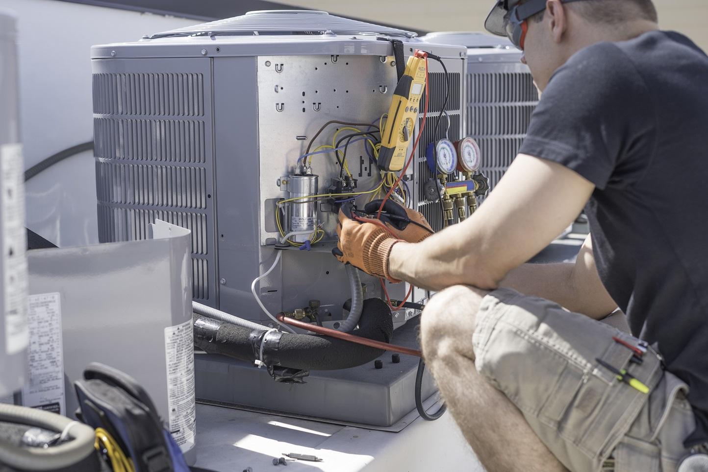HVAC tune up