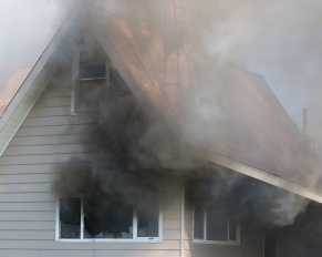 Fire & smoke damage